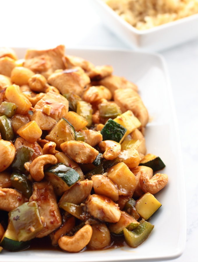 Cashew Chicken is a classic American Chinese takeout dish that varies wildly from restaurant to restaurant. Make it at home to get it perfect every time.