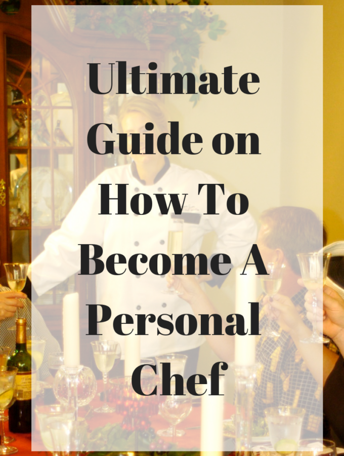 Title - Ultimate Guide on How To Become a Personal Chef